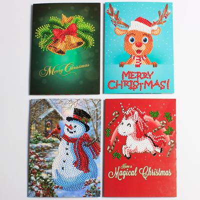 Diamond Greeting Cards - B