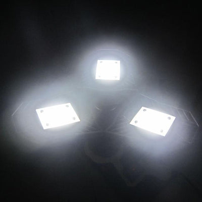 TriLights 6000 Lumen Motion-Activated Ceiling Lights