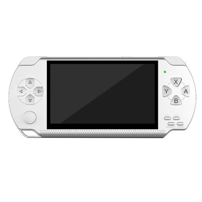Handheld Game Console - White