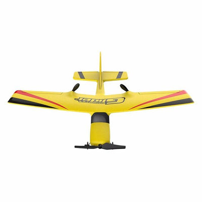 Remote Control Aircraft - Yellow