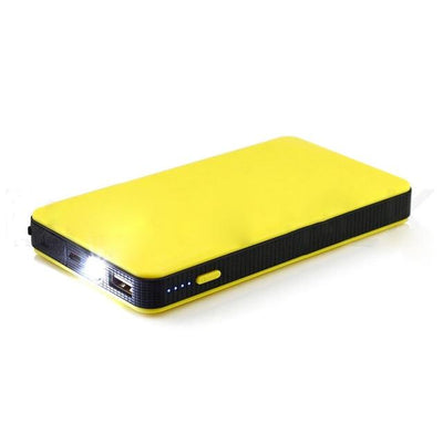 Glove Box Car Battery Jump Starter - Yellow