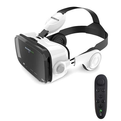 Virtual Reality Headset - Black