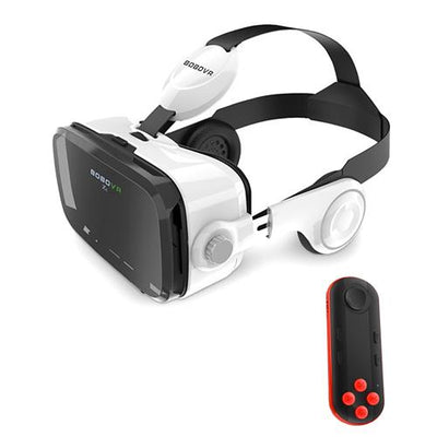 Virtual Reality Headset - Black Red