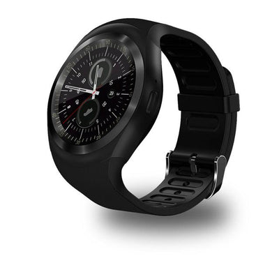 Bluetooth Smart Watch - Black / Standard