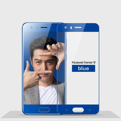 2.5D 9H Screen Protector For Huawei Honor 9 - Blue