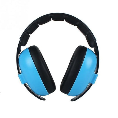 Baby Noise Cancelling Headphones - Blue