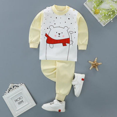 Infant Comfortable Cloth Sets - A 22 / 3m