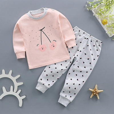 Infant Comfortable Cloth Sets - A 12 / 3m