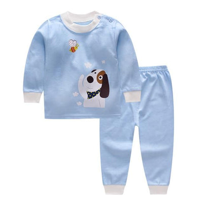 Infant Comfortable Cloth Sets - A 07 / 3m