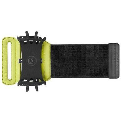 Portable Sports Armband Dock - green