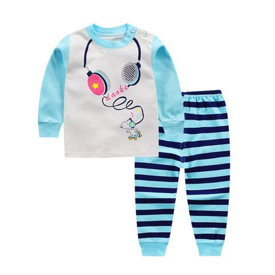 Infant Comfortable Cloth Sets - A 16 / 3m
