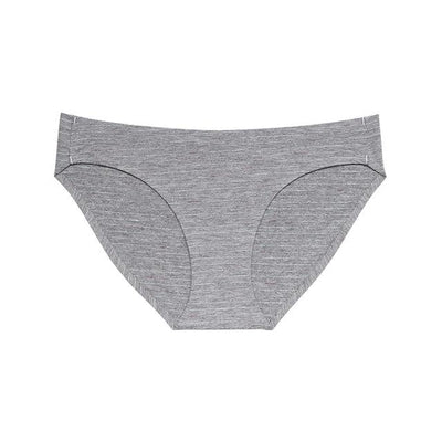 Soft Breathable Brief Set - Line Gray / S