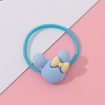 Cute Elastic Hair Band - 19