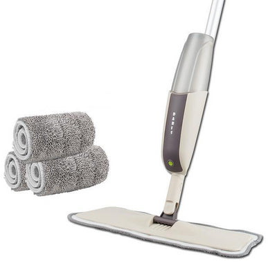 Microfiber Spray Floor Mop -