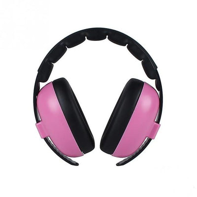 Baby Noise Cancelling Headphones - Pink