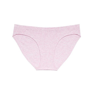 Soft Breathable Brief Set - Pink / S