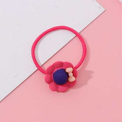 Cute Elastic Hair Band - 10