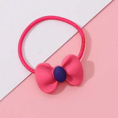 Cute Elastic Hair Band - 30