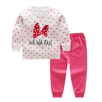Infant Comfortable Cloth Sets - A 20 / 3m