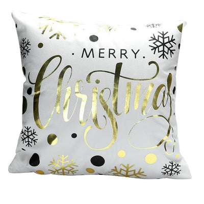 Christmas Themed Pillow Cover - type 32 / 45x45cm