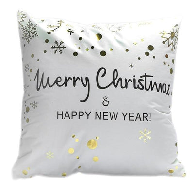 Christmas Themed Pillow Cover - type 34 / 45x45cm
