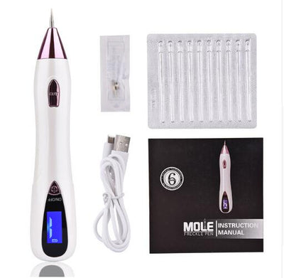 Mole Tattoo Freckle Removal Laser Pen - Pink