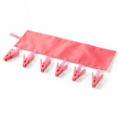 Foldable Travel Hanger - watermelon red