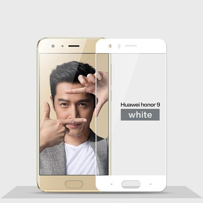 2.5D 9H Screen Protector For Huawei Honor 9 - White