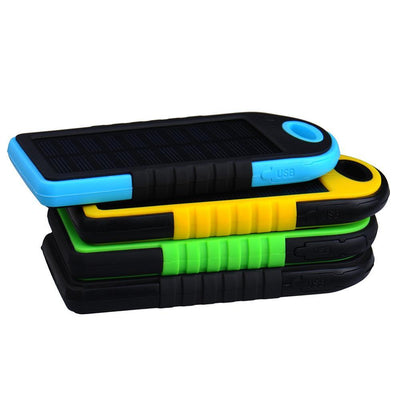 LT Outdoor Waterproof Solar Powerbank -