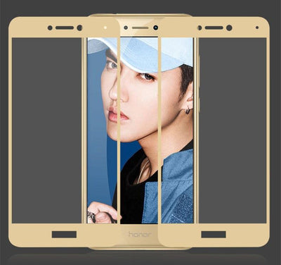 Screen Protector for Huawei - For P8 Lite 2017 / Gold