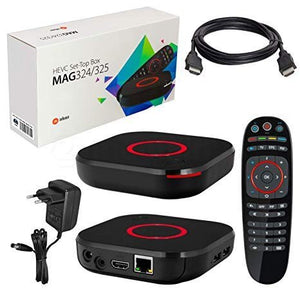 IPTV SET-TOP BOX MAG324 W2
