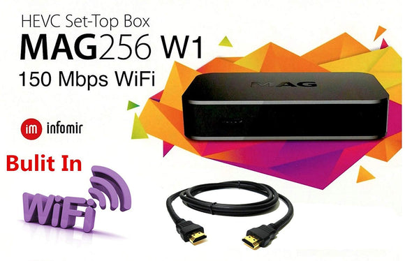 Iptv-Set-Top Box MAG256-W1