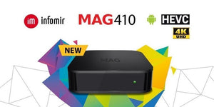 Iptv-Set-Top Box  MAG410