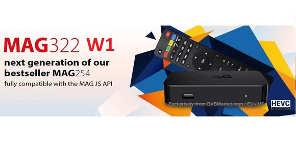 Iptv-Set-Top Box MAG322-W1