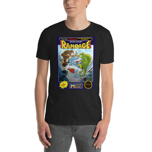 Rampage Short-Sleeve Unisex T-Shirt