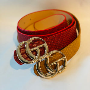 Cocodrile Fashion belt