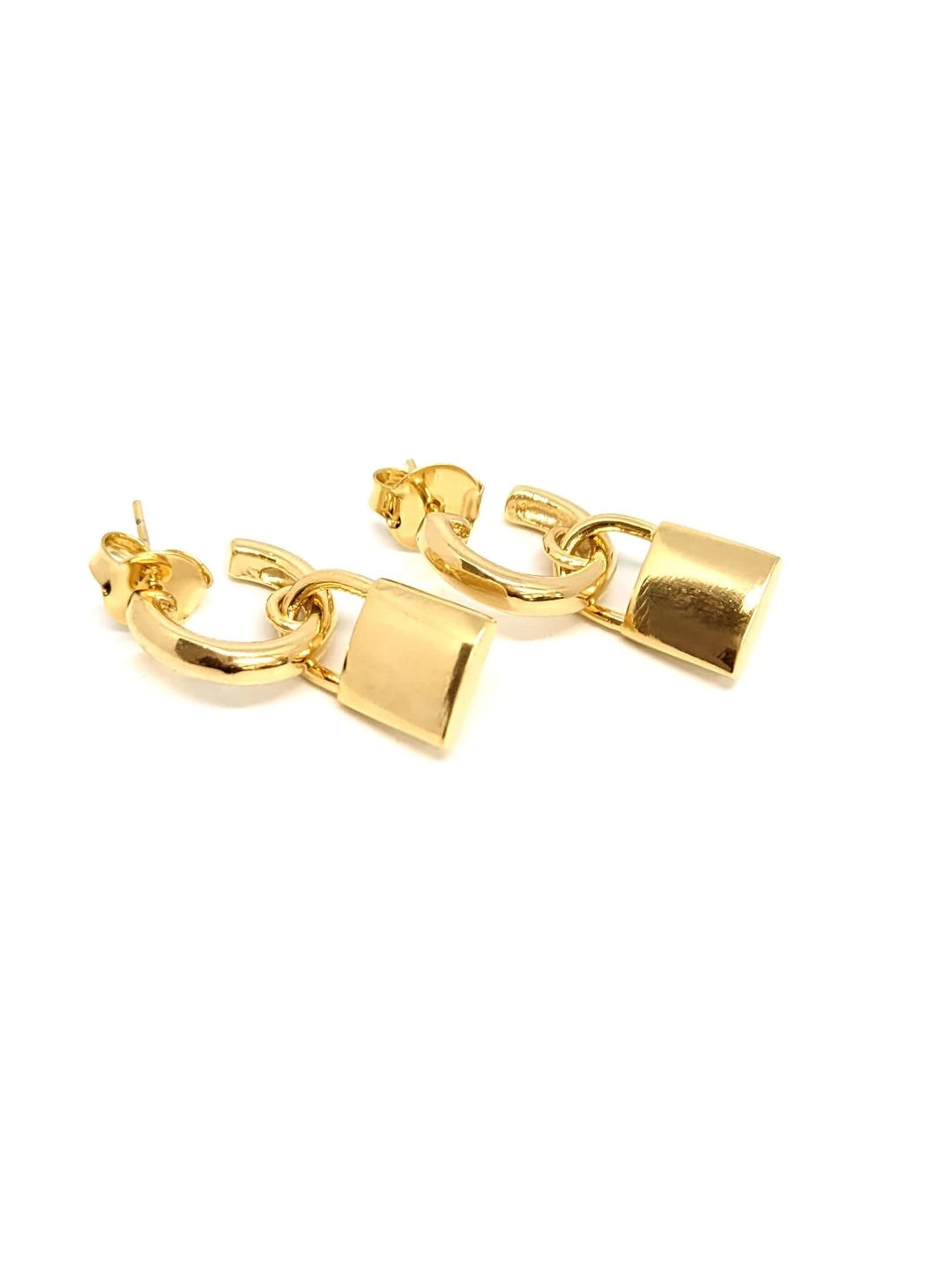 Amadea Lock earrings