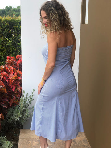 Falda o Maxi Dress Marinera