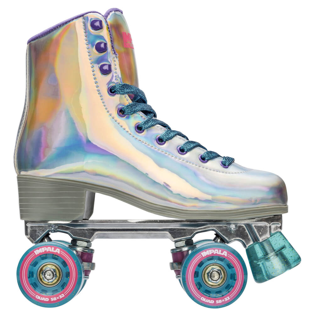 Impala Roller Skates IMPALA ROLLERSKATES - HOLOGRAPHIC in Holographic