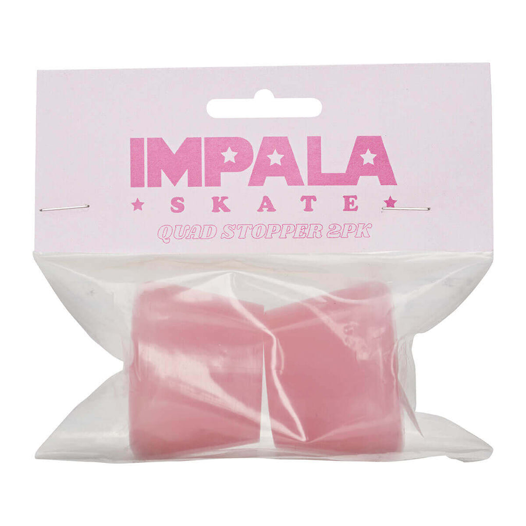 Impala Stoppers 2 PACK STOPPERS - PINK in PINK.