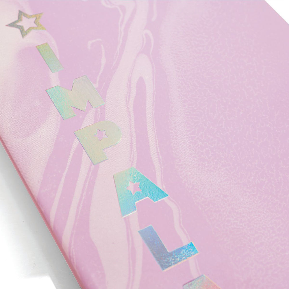 "Impala Cosmos Skateboard 8.25"" in Pink"