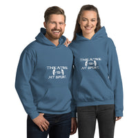 Theatre is My Sport Unisex Hoodie