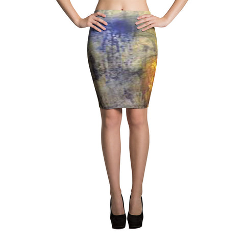 Aspiring Zoey Pencil Skirt