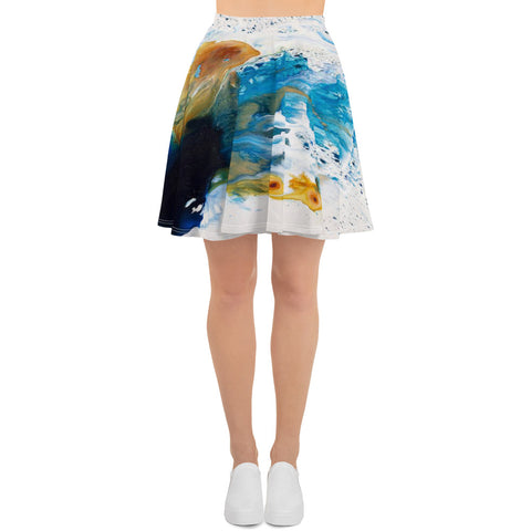 Selfish Yara Skater Skirt