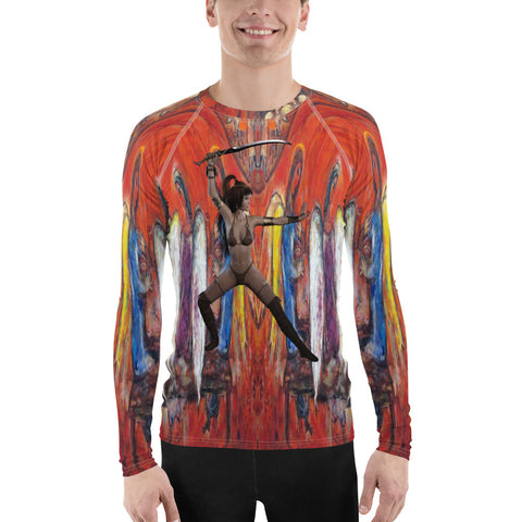 Abomination Slate Men's Rash Guard