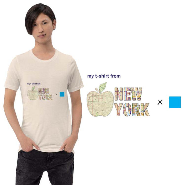 My t-shirt from New York Times Square Short-Sleeve Unisex T-Shirt