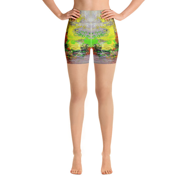 Cherished Savannah Yoga Shorts