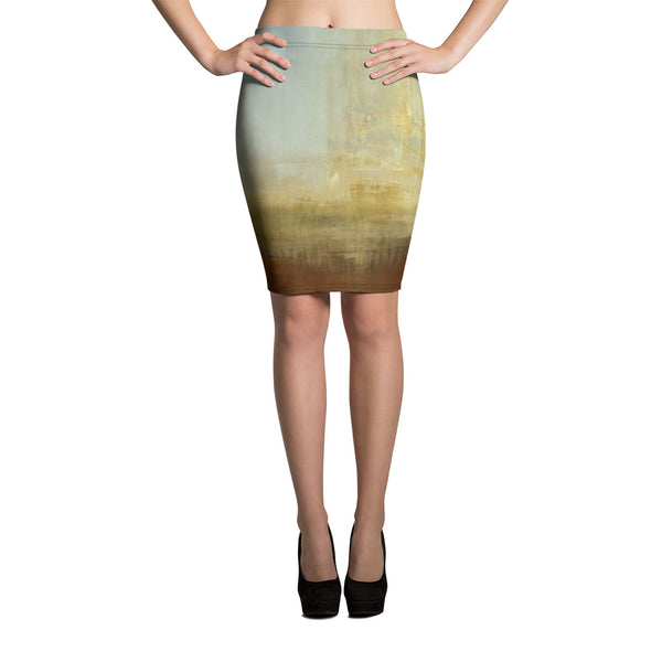 Miniature Madison Pencil Skirt
