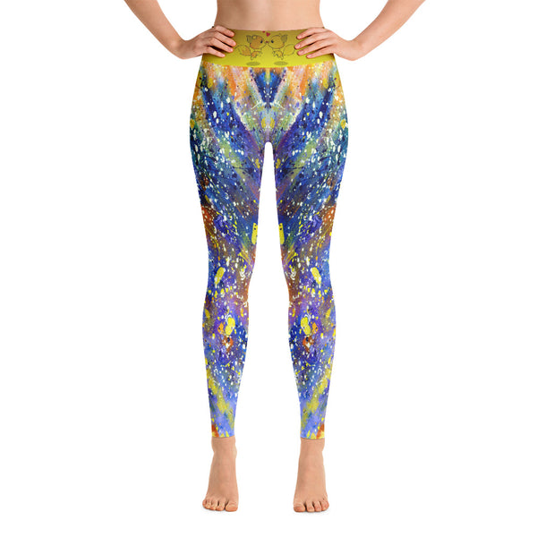 Limestone Miscalculation Yoga Leggings