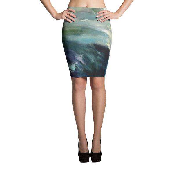 Incomprehensible Lily Pencil Skirt